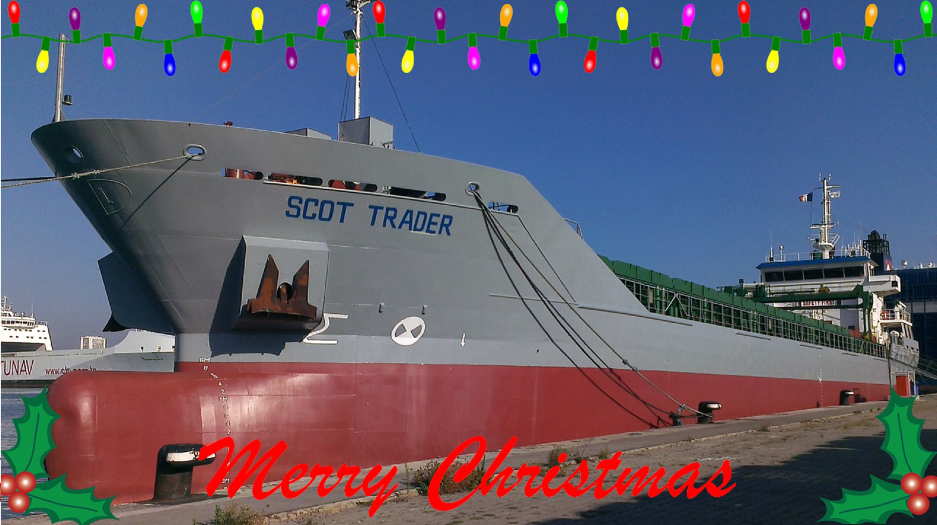merry christmas from scotline